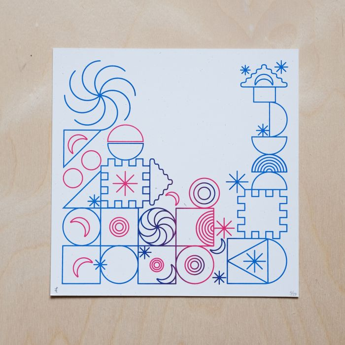 Circuit Board – Screenprint