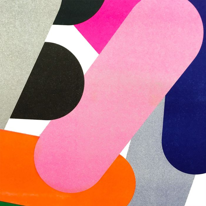 Color Proof I – Poster A3 – Riso Print