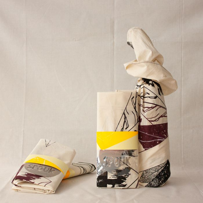 gift wrap 'haarst'