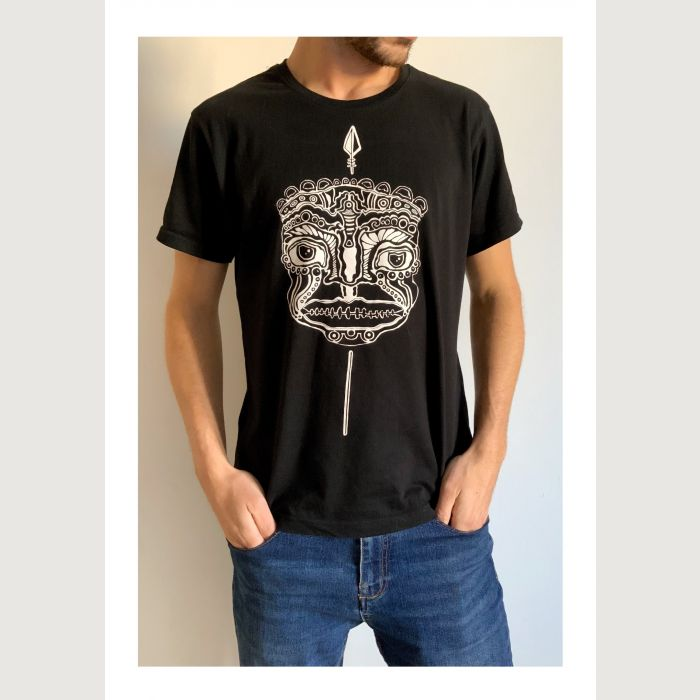 Tibu Mask T-shirt