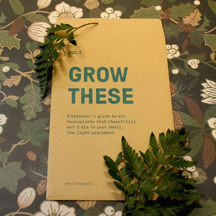 Grow These - Risograph Card Pack