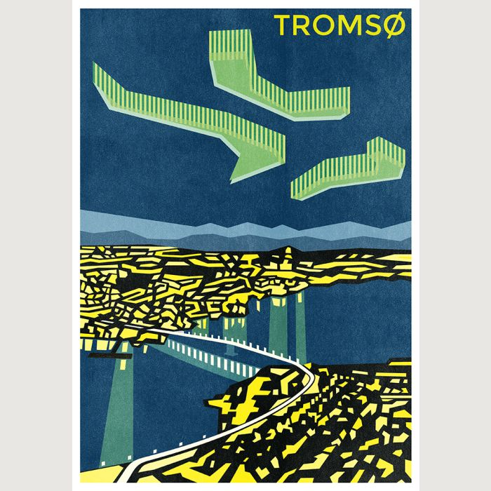 Tromso - City Perspectives