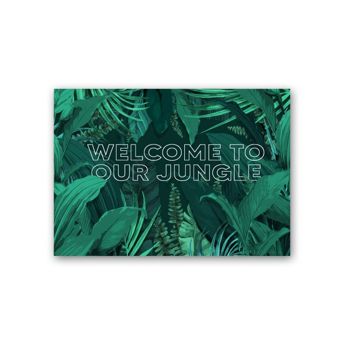 Welcome to Our Jungle